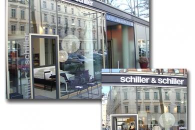 Aussenwerbung Schiller&Schiller