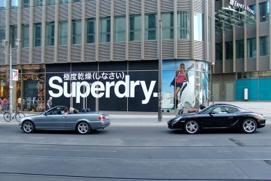 Digitaldruck Superdry