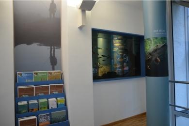 LFV Digitaldruck Eingangsbereich