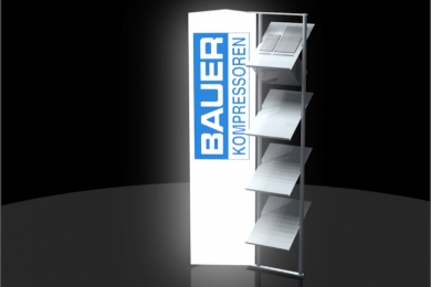 Display Bauer Visu