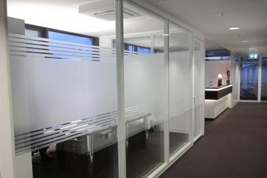 Sichtschutz Büroräume