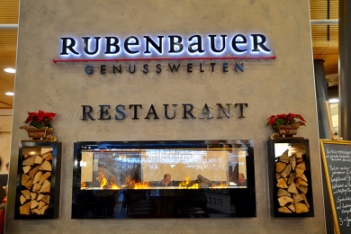 POS SHOP DESIGN Rubenbauer Hauptbahnhof München