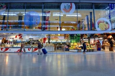POS SHOP DESIGN Hauptbahnhof München
