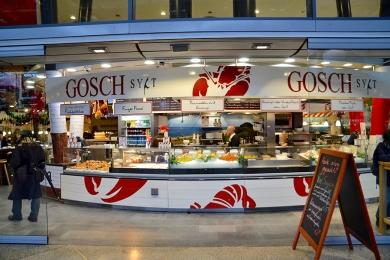 POS SHOP DESIGN Gosch Sylt Hauptbahnhof München