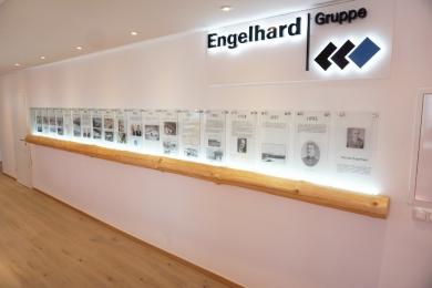Installation Chronik Engelhard Gruppe
