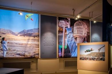 Ausstellung Afghanistan - © Copyright Die Werft